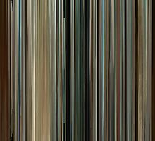 Moviebarcode: Into the Wild (2007) by moviebarcode