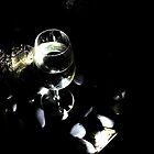 Chardonnay on the Rocks by Sandra Chung