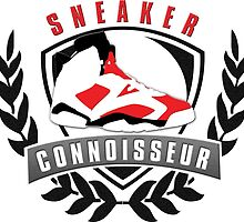 Sneaker Connoisseur Carmines by tee4daily