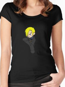 Sanji Women's Fitted Scoop T-Shirt