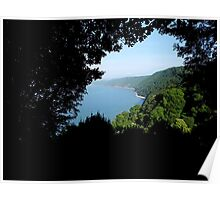 Bay of Clovelly Poster