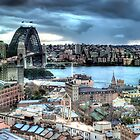 Sydney Harbour Hdr-a-rama by Richard  Cubitt