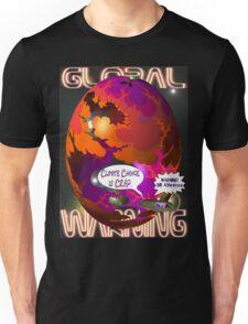 Climate Change Is Crap T-shirt Design Unisex T-Shirt