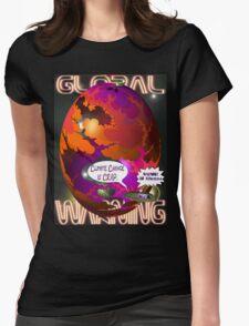Climate Change Is Crap T-shirt Design T-Shirt