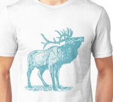 Deer Artwork Unisex T-Shirt