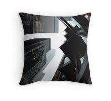 Toronto Financial District Throw Pillow