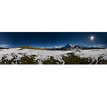 Eiger North face  Photographic Print