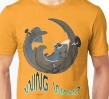 CAC Ceres Wing Warp T-shirt Design Unisex T-Shirt