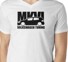 Volkswagen Mk6 Golf Mens V-Neck T-Shirt