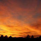 Salt Lake sunset by doubleheader