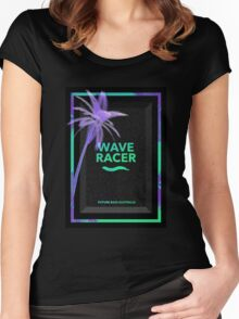 Wave Racer Women's Fitted Scoop T-Shirt