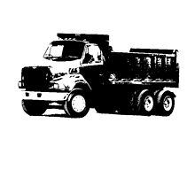 Ford Louisville Dump Truck by garts