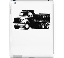 Ford Louisville Dump Truck iPad Case/Skin