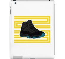 J11-23 Gamma Blue iPad Case/Skin