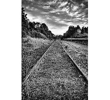 Booyong Express. Photographic Print