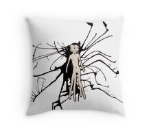 The Fall Of Troy - Doppelganger Throw Pillow