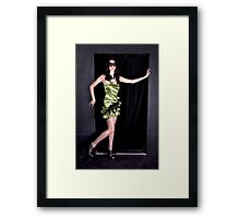 Theatre de la Mode V Framed Print