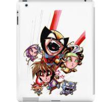 Superhero cute iPad Case/Skin