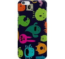 More Cute Monster iPhone Case/Skin