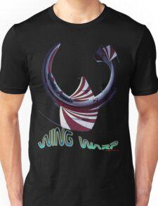 Iskra Wing Warp T-shirt Design Unisex T-Shirt