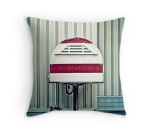 ...the reel thing... Throw Pillow