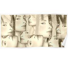 Nine Muses Poster