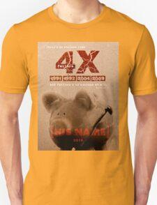 4X Unisex T-Shirt