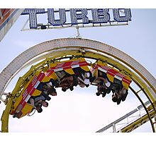 Funfair Photographic Print