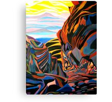 Spaces In Between, Canvas Print