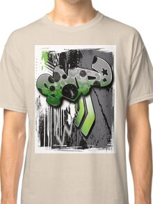 Urban Graffiti Wall # 1 Classic T-Shirt