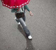 Walking In The Rain by Gliga