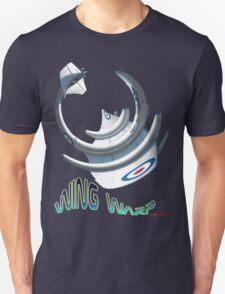 Gloster Meteor F8 Wing Warp T-shirt Design T-Shirt