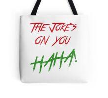 The jokes phone Tote Bag