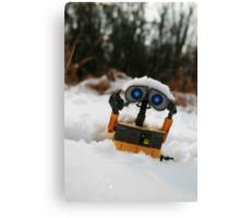 Wall-E Canvas Print