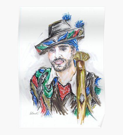 The Handsome Bandolero or El Bandolero Guapo Poster