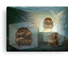 Glass Prison...Jade Canvas Print