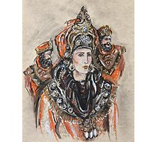 The Brave Queen or La Reina Valerosa by Jill Bennett