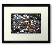 Are You Winding Me Up? Framed Print