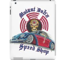 Mutant Dubzs iPad Case/Skin