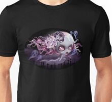Ghostly Luna Unisex T-Shirt