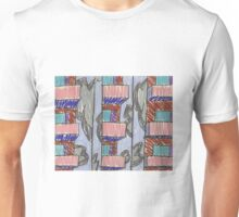 "Drawing: ""City X (2012)"" by artcollect Unisex T-Shirt"