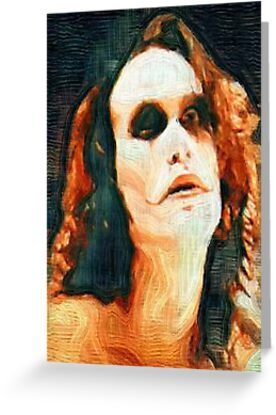 Brandon Lee by Hiragraphic
