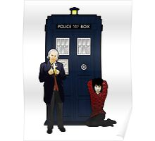 The First Doctor and Susan Poster