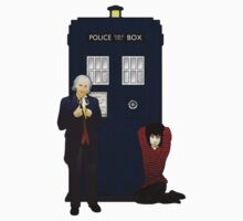 The First Doctor and Susan Kids Clothes