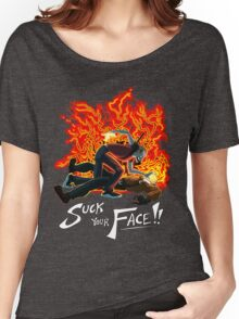 Suck Your Face Women's Relaxed Fit T-Shirt