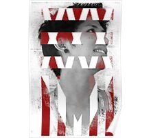 35XXXV - ONE OK ROCK! TAKA!! Poster