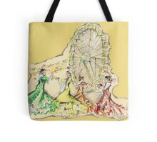 The Fair of Almería or Almería Feria Tote Bag