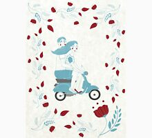 vespa couple Unisex T-Shirt