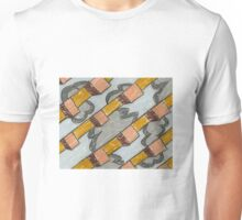 "Drawing: ""City VIII (2012)"" by artcollect Unisex T-Shirt"
