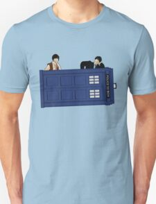 The Second Doctor and Jamie T-Shirt